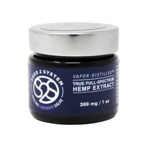 CBD Lavender Salve